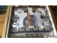 Bosch 4 ring gas hob. Brand new in box. RRP £210