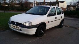 Vauxhall Corsa 1.4 auto 5 door hatchback new brakes ideal 1st/learner car