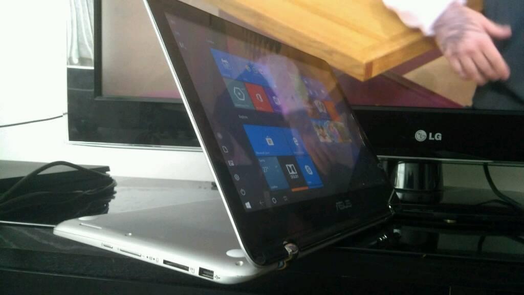 ASUS Q304U 2-in-1 Windows 10 Touch-Screen Laptop Intel Core i56GB Memory  1TB Hard Drive   in Liverpool, Merseyside   Gumtree