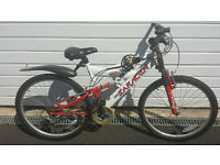 Ikon Team Saracen Mountain Bike (Mens)