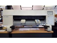HP DesignJet 430 Large Format Printer (FOR REPAIRS)!!