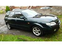Mazda 323f 53 plate good reliable runner