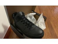 Crosshatch men's high trainers size 8 and 9