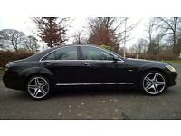 59 mercedes benz s class very low miles with full service history
