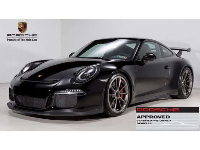 Image 1 of Porsche: 911 GT3 Black…