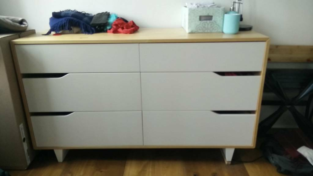 Ikea Mandal Chest Of Drawers In Reading Berkshire Gumtree