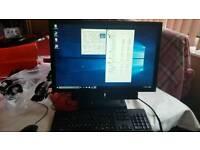 Intel i5 quad core pc window 10