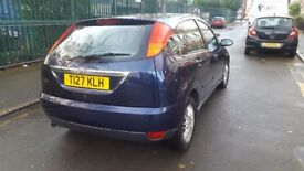 Ford focus ghia 9 month Mot very clean in perfect condition, drives nice