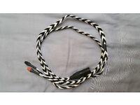Custom Cans Low Capacitance Cable Sennheiser HD600/ 650/ 580 4 Pin XLR Conncetor