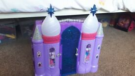 Barbie starlight adventure galaxy castle