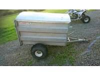 Sheep trailer