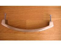 18 x Kitchen Door Handles ( Brushed Steel)