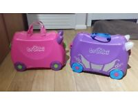 Girls trunki x 2 One purple one pink £15 for both
