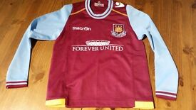 Genuine and authentic Football Shirts 4