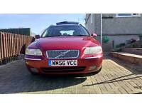 Volvo v70 D5 SE. . Will part /ex. For mini digger. Or motorbike