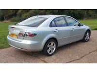 2007 Mazda 6 2.0 TD Diesel 5 Door Hatchback Low Mileage Excellent Condition