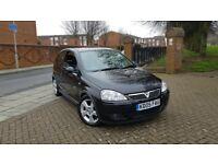 For sale Vauxhall Corsa 1.4 petrol twinsport MOT 4 months full V5 cheap tax cheap insurance