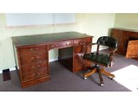 desk chair filing cabinet and sideboard