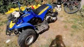 Home made trike 70cc