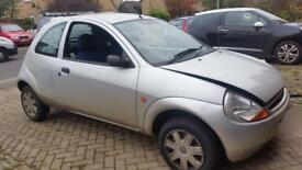 Ford Ka BREAKING PARTS ONLY