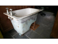 Vintage Hip/Sitz bath