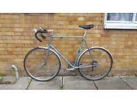 Vintage racing bike, 64cm frame