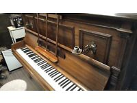 Bluthner Upright Piano 1902,reconditioned.