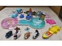 Zhu Zhu Pet Hamsters with Lots of Accessories