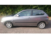 Seat Ibiza SE 1.4 2002 Cheap and Reliable car