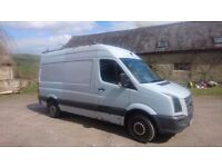 VW Crafter, MWB, 150000miles, 10months mot