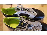 Adidas adizero F50 Original boots Size9