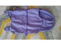 RAD Lavender Ballet Leotard