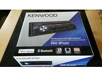 Kenwood Car Stereo