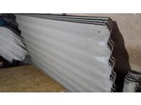 Compton garage roof sheets fibre cement profile B5