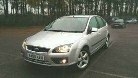 Ford Focus Zetec Climate 1.6 Long MOT+2 Former Keepers