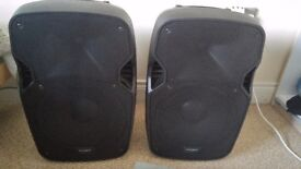 Kam RZ12A V3 12 Inch 250W RMS 2-Way Active Speaker