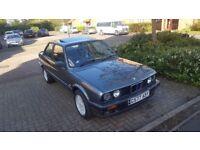BMW E30 318I petrol manual 1990