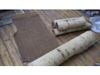 SISAL HABANNA Wheat Carpet approx 9m2