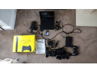 ps2 bundle - rare screen , in car charger charger and accessories