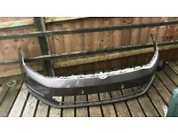 Genuine VW GOLF MK7 front bumper with pdc holes