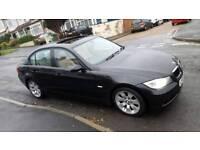 BMW E90, Black, 6 Gears Triptronic, Leather, Sat Nav