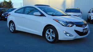 2013 Hyundai Elantra COUPE GS - CLEAN CARPROOF - ONLY 28,800 KMS