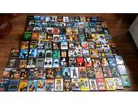 Approximately 125 DVD Videos Excellent selection