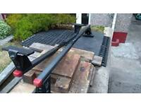 Paddy Hopkirk Roofbars 50kg load fit older Citroen Picasso and others