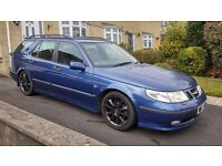 2002 SAAB 9-5 HOT Aero Estate (250 BHP)