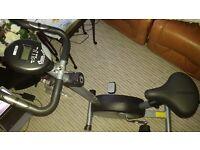 Pro Fitness Magnetic Bike