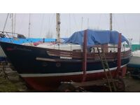 FISHER NORTHEASTER MOTORSAILOR £35000