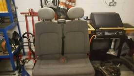 MOVANO/MASTER/INTERSTAR passenger seats