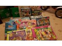 joblot games puzzles