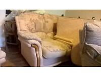 3 seater and 2 chairs FREE